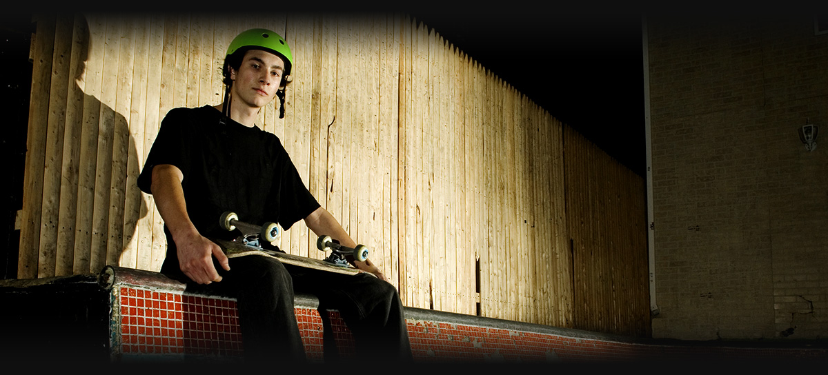 Meet Jimmy BrownSee how he skates it More info